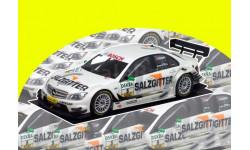 Mercedes-Benz C Class (2008) SALZGITTER J GREEN DTM 2008 MINICHAMPS 400083805