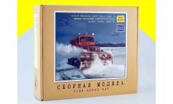 Сборная модель Шнекороторный снегоочиститель Д-470 (157Е) 1958 г, АВД 1106KIT ..................................... 1640 - бесплатная доставка по России