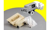 Набор деталей для сборки компрессора ЗИФ-55 (только компрессор) 513004, сборная модель автомобиля, DiP Models, ЗИЛ, scale43