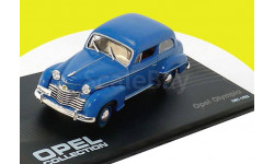 Opel Olympia 1951 blue, масштабная модель, Norev, scale43