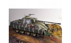 Pz. KPFW. V Panther Ausf.A) 1/43 1:43, масштабные модели бронетехники, IXO