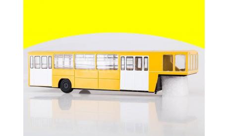 Пассажирский полуприцеп АППА-4, масштабная модель, Автоистория (АИСТ), scale43