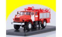 ПСА 2,0-40/2 (43206) SSM 1235, масштабная модель, 1:43, 1/43, Start Scale Models (SSM), УРАЛ