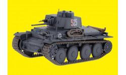 Pz.Kpfw 38(t) Ausf.F 7 Pz.Div. Вязьма, масштабные модели бронетехники, 1:43, 1/43, IXO