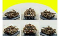 Pz.Kpfw.IV Ausf.H Sd.Kfz.161/2 танк, масштабные модели бронетехники, IXO, Krupp, scale43