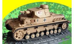 PZ. KPFW. IV AUSF.D char de combat  1/43 1:43
