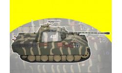 Pz. KPFW. V Panther Ausf.G (SD.KFZ.171) 1/43  1/43 1:43 танк Пантера