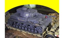 Pz.Kpfw. IV Ausf.G 1:43, масштабные модели бронетехники, scale43, Eaglemoss