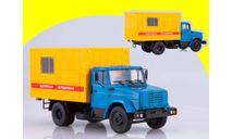 РЖМ-52 на шасси ЗИЛ-4333  АИСТ 101890, масштабная модель, 1:43, 1/43, Автоистория (АИСТ)