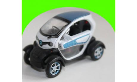 Рено Renault Twizy 1:43  (П), масштабная модель, 1/43, Keng