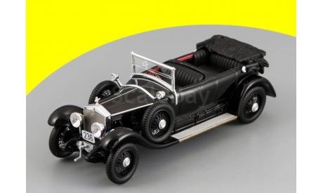 Rolls-Royce Персональный автомобиль В.И. Ленина 1:43 DIP MODELS, масштабная модель, 1/43