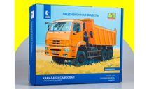 Сборная модель КАМАЗ-6522 самосвал 1448AVD* см описание лота!, сборная модель автомобиля, AVD Models, scale43