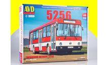 Сборная модель Ликинский автобус 5256 AVD Models KIT 4026AVD, сборная модель автомобиля, 1:43, 1/43, ЛиАЗ