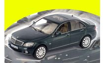 Mercedes Benz C-Klasse W204 Limousine Elegance, масштабная модель, Schuco, Mercedes-Benz, scale43