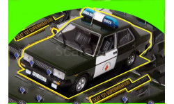 Seat 131 Supermirafiori (1979) GUARDIA CIVIL Agrupacion de Trafico  (П), масштабная модель, 1:43, 1/43, IXO Police Collection