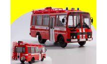 Наши Автобусы. Спецвыпуск №2 - АГ-12(3205) MODIMIO, масштабная модель, ПАЗ, 1:43, 1/43