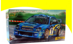 Subaru Impreza WRC 2002 Sollberg-Mills, Tour De Corsa, kit