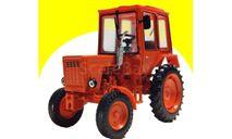 Трактор Т-25А Владимирец, масштабная модель трактора, Тракторы. История, люди, машины. (Hachette collections), scale43
