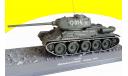 Т-34/85, Altaya, масштабные модели бронетехники, 1:43, 1/43, IXO