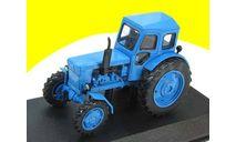 Трактор Т-40АМ, масштабная модель трактора, 1:43, 1/43, Тракторы. История, люди, машины. (Hachette collections), МТЗ