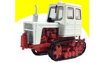 Трактор Т-54В, масштабная модель трактора, Тракторы. История, люди, машины. (Hachette collections), scale43
