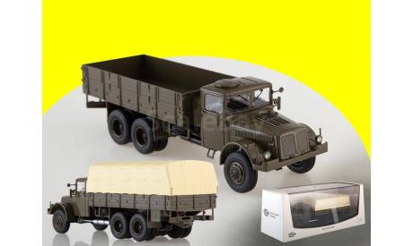 Tatra-111 R бортовой с тентом SSM 1307, масштабная модель, 1:43, 1/43, Start Scale Models (SSM)