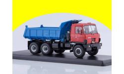 Tatra-815S1 самосвал (красный-синий) SSM 1297