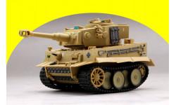 Tiger, скорее Тигрёнок, сборная модель, ' 1/43', отличный подарок и детям и взрослым!