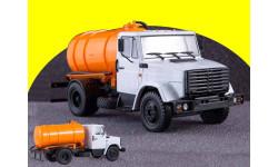 КО-520 (4333)  Вакуумная машина  белый/оранжевый  АИСТ 101876