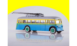 Троллейбус ЯТБ-1 СОВА 1/43  6900078900100