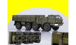 ЗИЛ-135ЛМ бортовой  SSM 5003, масштабная модель, scale43, Start Scale Models (SSM)