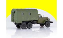 ЗИЛ-157К КУНГ, Автолегенды СССР: Грузовики №41,, масштабные модели бронетехники, scale43, DeAgostini (военная серия)