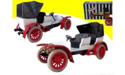 Mercedes Simplex 1901, масштабная модель, ziss, Mercedes-Benz, scale43