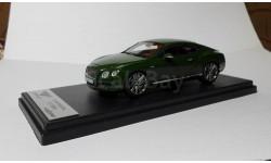 Bentley Continental GT Speed Looksmart, масштабная модель, 1:43, 1/43