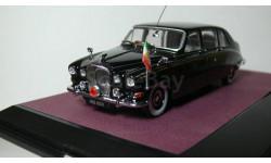 Daimler DS-420 Limousine Iran Embassy, масштабная модель, Oxford, 1:43, 1/43