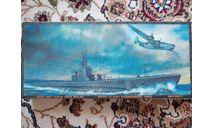 Подводная лодка GATO 1943 1:350, сборные модели кораблей, флота, AFV Club, scale0