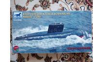 СОВЕТСКАЯ ПОДВОДНАЯ ЛОДКА KILO CLASS 1:350, сборные модели кораблей, флота, Bronco, scale0