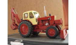 Трактор экскаватор ЮМЗ-6 ЭО-2621 Бригадир ТрЭкс RTM