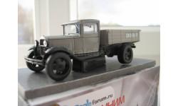 ГАЗ-АА, форумская модель scaleforum.ru