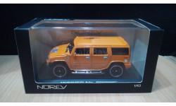 Hummer H2 Tuning (Norev) 1:43, масштабная модель, 1/43