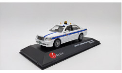 Toyota Crown 2005 JZS170 Taxi Tokyo (J-Collection) 1:43, масштабная модель, scale43