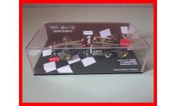 Lotus F1 Team K. Raikkonen Showcar 2012 Minichamps 1/43