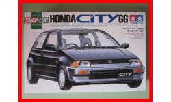 Honda City сборная масштабная модель 1/24