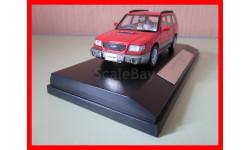 Subaru Forester (T/tb 1997) масштабная модель Hi-Story 1/43