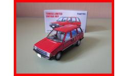 Nissan Prairie масштабная модель Tomica Limited 1/64
