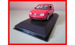 Volkswagen Golf IV Saloon 1997 масштабная модель Minichamps 1/43