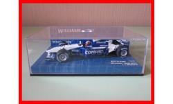 Williams F1 BMW FW23 J.P. Montoya Minichamps 1/43
