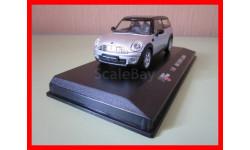 Mini Cooper Clubman масштабная модель High Speed 1/43
