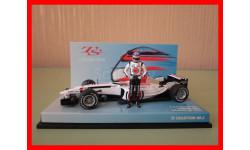 F1 Takuma Sato Collection No.6 масштабная модель Minichamps 1/43