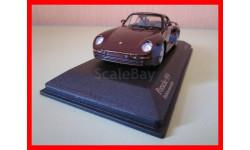 Porsche 959 1987 масштабная модель Minichamps 1/43